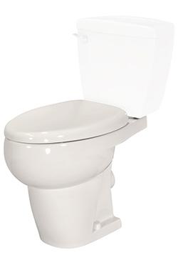 toilettensch ssel wei porzellanfarben system von thetford residential. Black Bedroom Furniture Sets. Home Design Ideas